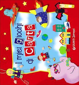 Libro I miei giochi di carta Martina Boschi