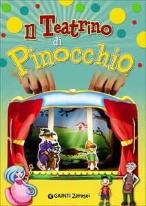 Foto Cover di Il teatrino di Pinocchio, Libro di  edito da Giunti Junior
