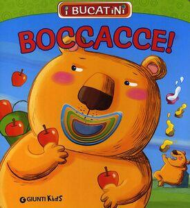 Foto Cover di Boccacce!, Libro di Patrizia Nencini, edito da Giunti Kids