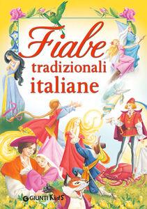 Libro Fiabe tradizionali italiane