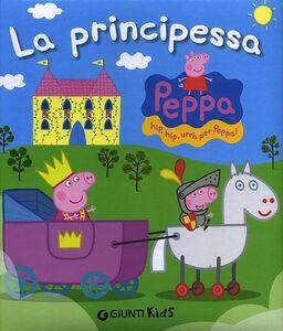 Libro Peppa principessa Silvia D'Achille 0