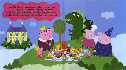 Libro Peppa principessa Silvia D'Achille 1