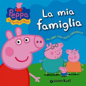 Libro La mia famiglia. Peppa Pig Silvia D'Achille 0