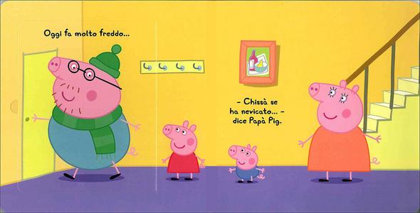 Libro La mia famiglia. Peppa Pig Silvia D'Achille 1