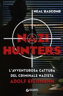 Promoartpalermo.it Nazi hunters. L'incredibile cattura del criminale nazista Eichmann Image
