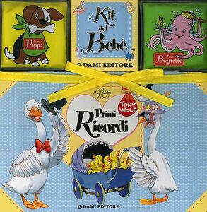 Libro Il kit del bebè. Il libro dei miei primi ricordi