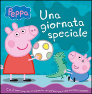 Libro Una giornata speciale. Peppa Silvia D'Achille