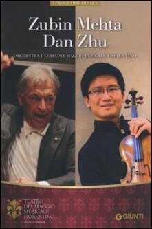 Rallydeicolliscaligeri.it Zubin Mehta, Dan Zhu. Orchestra del Maggio Musicale Fiorentino Image