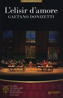 Winniearcher.com L' elisir d'amore di Gaetano Donizetti. Orchestra del Maggio Musicale Fiorentino Image
