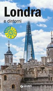 Libro Londra e dintorni Loredana Melissari