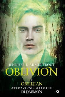 Charun.it Obsidian attraverso gli occhi di Daemon. Oblivion. Vol. 1 Image