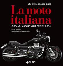 Tegliowinterrun.it La moto italiana. Le grandi marche dalle origini ad oggi Image