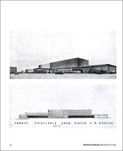 Foto Cover di BER. Pier Niccolò Berardi architetto e pittore. Catalogo della mostra (Firenze, 18 ottobre-1 dicembre 2013), Libro di  edito da Giunti Editore 0