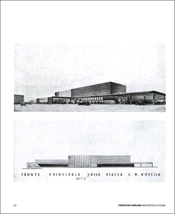 Libro BER. Pier Niccolò Berardi architetto e pittore. Catalogo della mostra (Firenze, 18 ottobre-1 dicembre 2013)  2