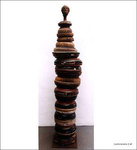 Libro Bali Bulé. Ashley Bickerton, Luigi Ontani, Filippo Sciascia. Catalogo della mostra (Napoli, 20 ottobre 2013-6 gennaio 2014)  1
