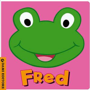 Libro Fred. Libro bagno Matt Wolf
