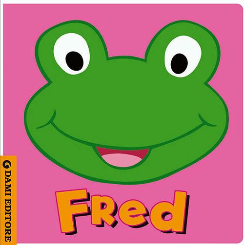 Fred. Libro bagno
