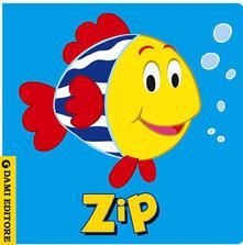 Zip. Libro bagno - Matt Wolf - copertina
