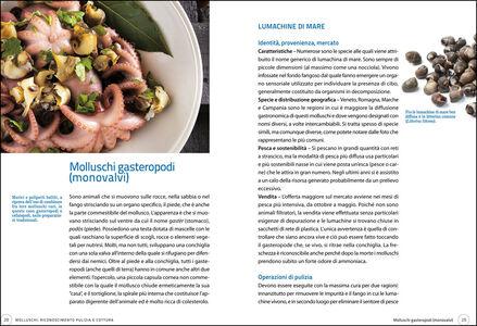 Libro Frutti di mare e crostacei  3