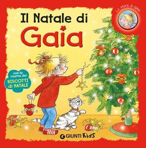 Libro Il Natale di Gaia. Con la ricetta dei biscotti di Natale Liane Schneider