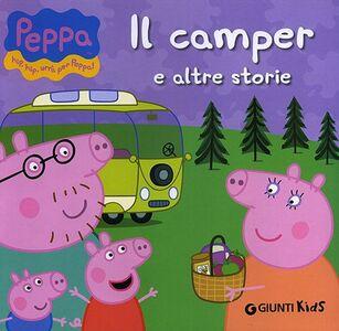 Libro Il camper e altre storie Silvia D'Achille 0