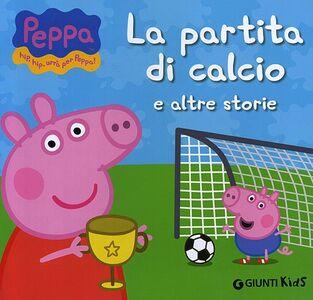Libro La partita di calcio e altre storie Silvia D'Achille 0