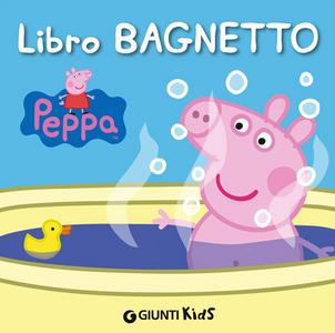 Libro Libro bagno. Peppa Pig. Hip hip urrà per Peppa! Silvia D'Achille