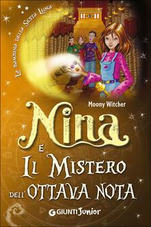 Letterarioprimopiano.it Nina e il mistero dell'ottava nota Image
