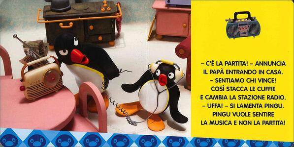 Foto Cover di Pingu ballerino, Libro di Silvia D'Achille, edito da Dami Editore 1