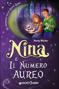 Libro Nina e il numero aureo Moony Witcher