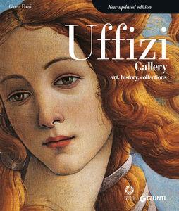 Libro Uffizi gallery. Art, history, collections Gloria Fossi