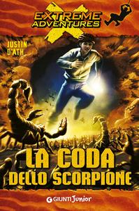 Libro La coda dello scorpione Justin D'Ath