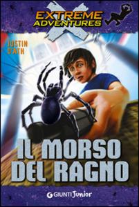 Libro Il morso del ragno Justin D'Ath