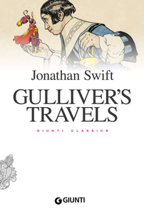 Libro Gulliver's travels Jonathan Swift