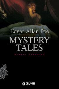 Libro Mystery tales Edgar Allan Poe