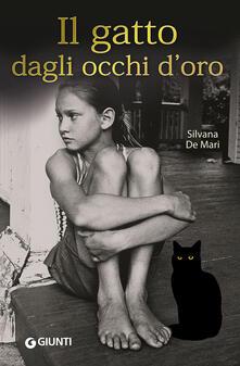 Daddyswing.es Il gatto dagli occhi d'oro Image