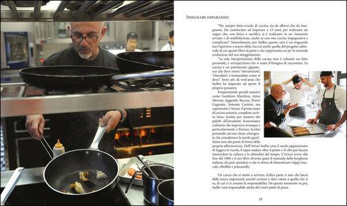 Foto Cover di Ricette di pesce, Libro di Claudio Sadler, edito da Giunti Editore 1