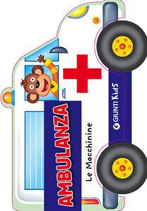 Libro Ambulanza Silvia D'Achille