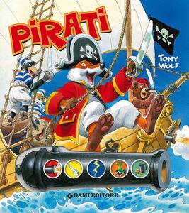 Libro Pirati Anna Casalis