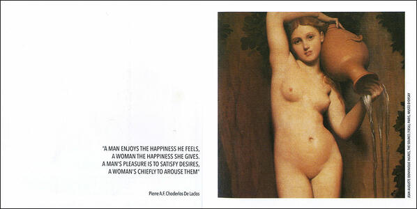 100 nudes in the art of all times - 2