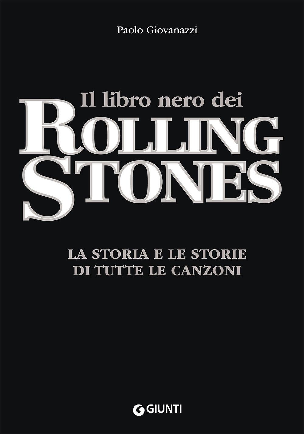 Il libro nero dei Rolling S...
