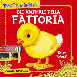 Libro Gli animali della fattoria Clementina Coppini