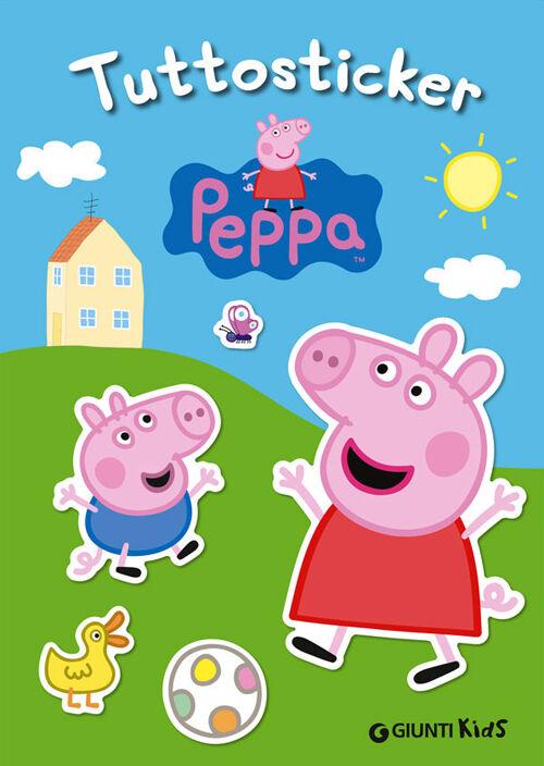 Peppa tuttosticker