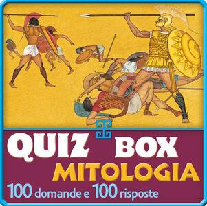 Foto Cover di Mitologia. 100 domande e risposte per conoscere, Libro di  edito da Giunti Junior