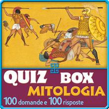 Vitalitart.it Mitologia. 100 domande e 100 risposte Image