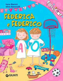 Ilmeglio-delweb.it Federica e Federico Image
