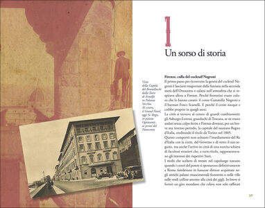 Foto Cover di Negroni cocktail. Una leggenda italiana, Libro di Luca Picchi, edito da Giunti Editore 1