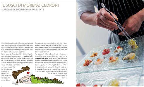 Foto Cover di Susci più che mai, Libro di Moreno Cedroni,Cinzia Benzi, edito da Giunti Editore 3