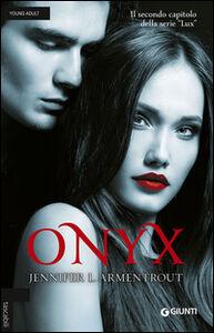 Libro Onyx Jennifer L. Armentrout