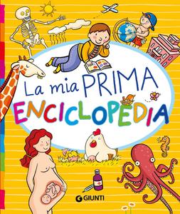 Libro La mia prima enciclopedia  0